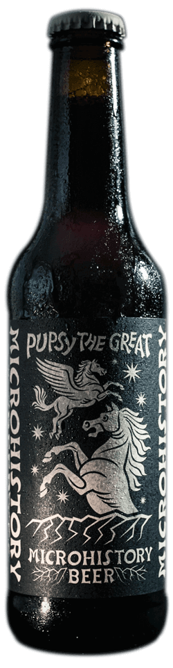pupsy-the-great-microhistorybeer.com